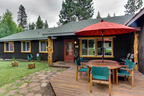 Mt. Bachelor Lodge