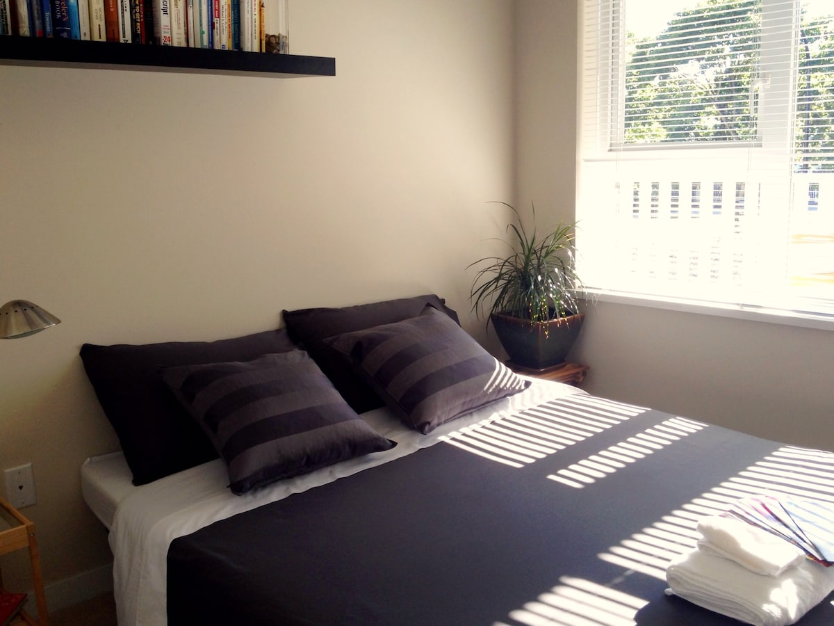 Comfort close to Vancouver 1BD/1BTH