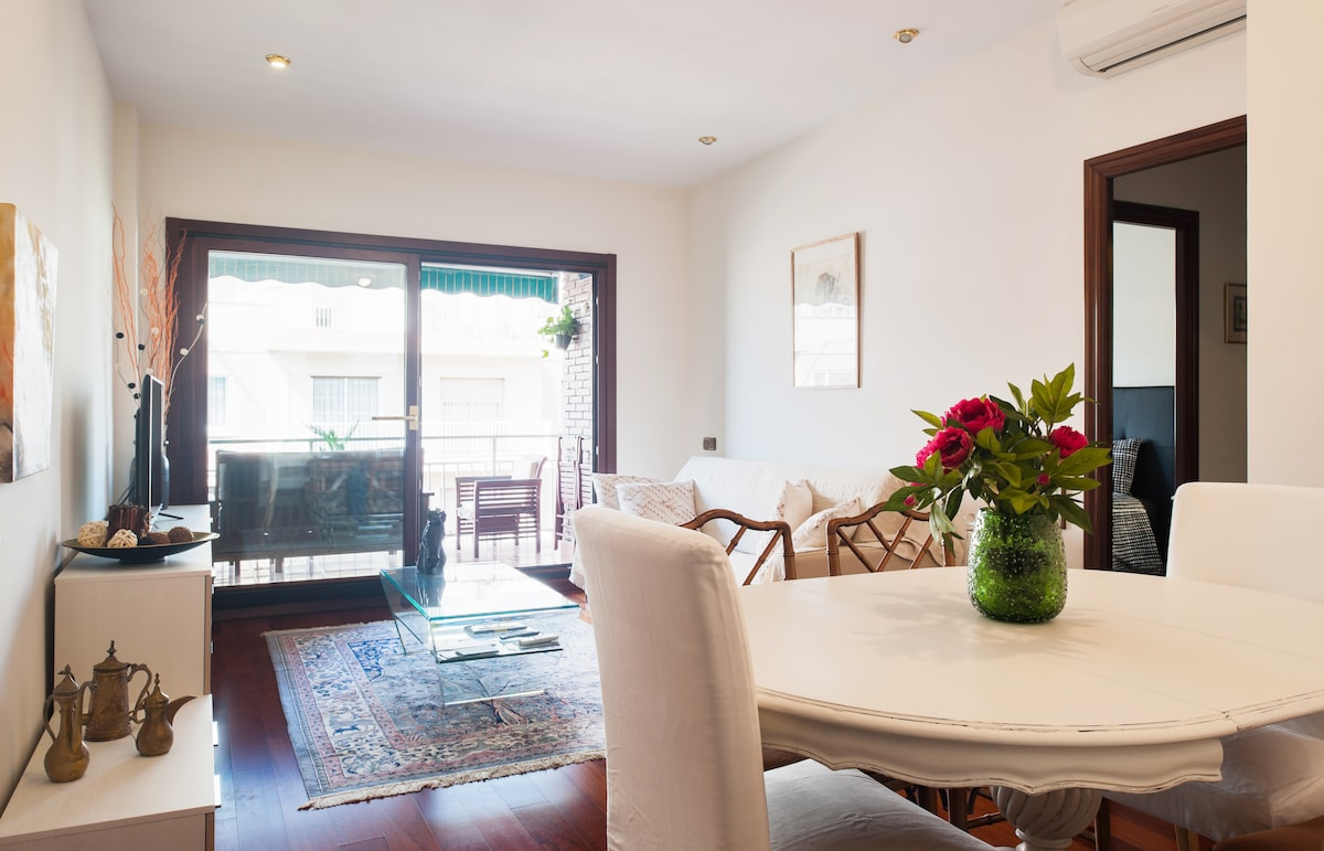 AMAZING 3BDS FLAT WITH BIG TERRACE!