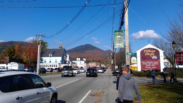 Lincoln-Woodstock, White Mountains