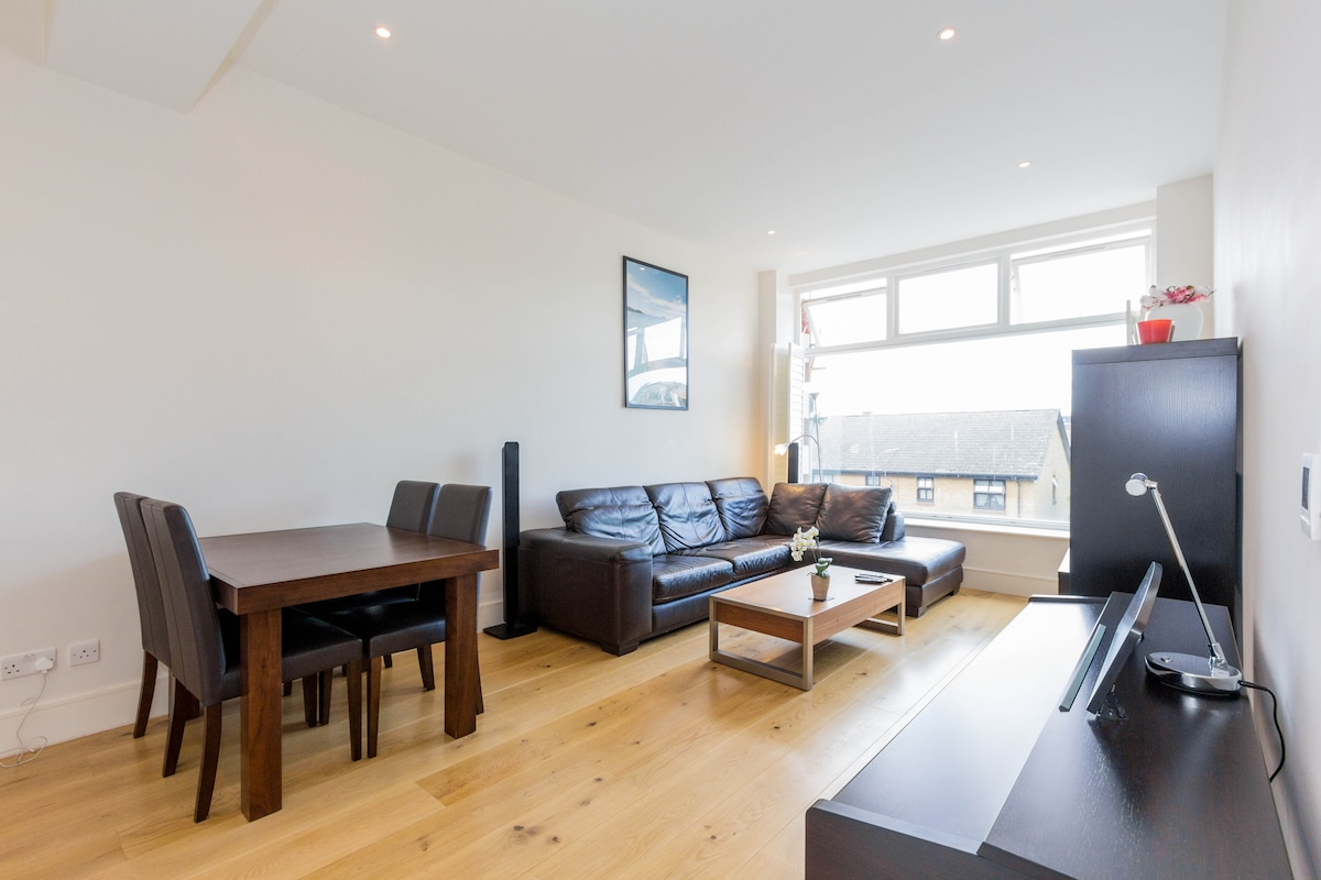 Modern, Double Room with WC, Fulham