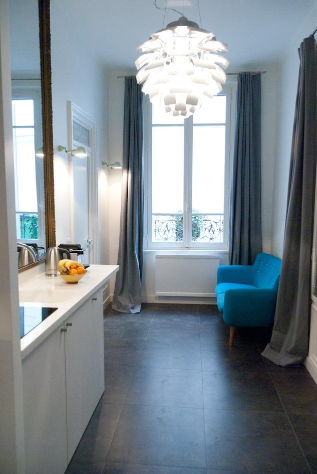 La Conciergerie: studio in Paris