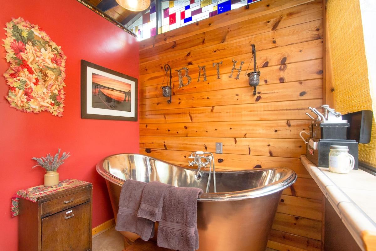Copper Tub Cottage