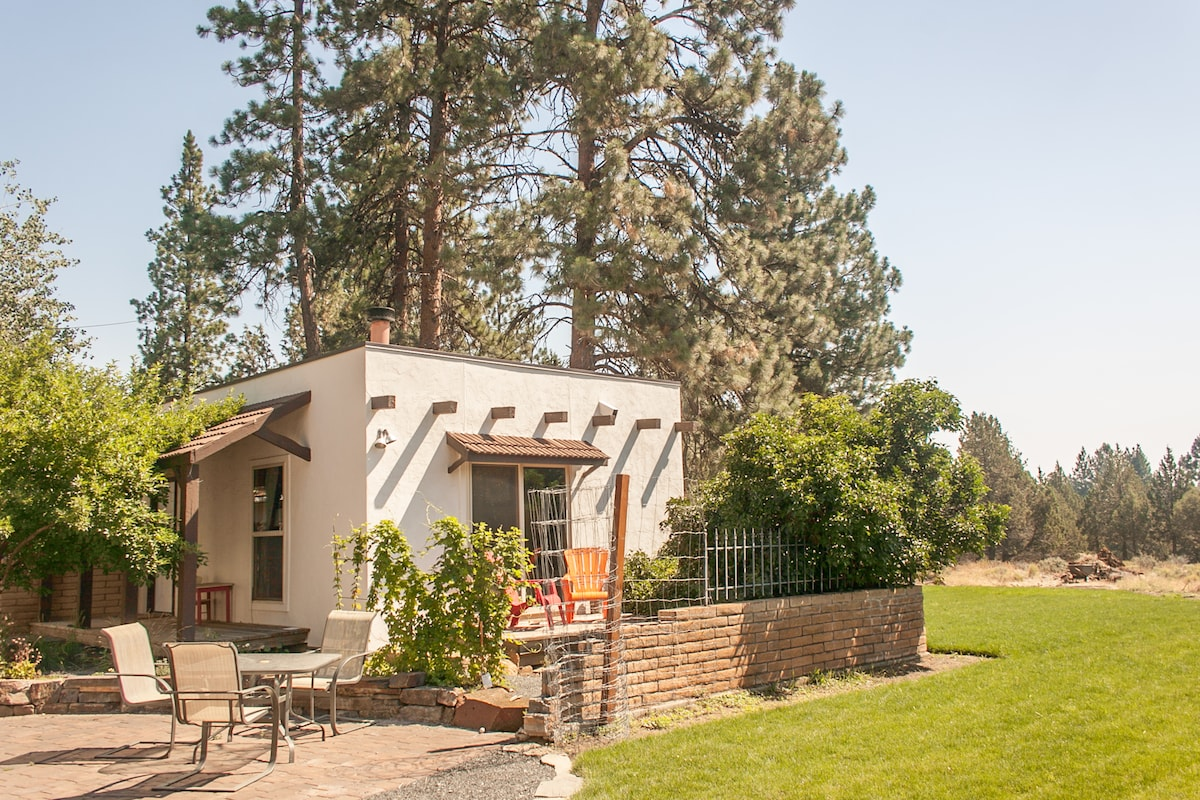 Bend Casita: Peaceful and So Close!