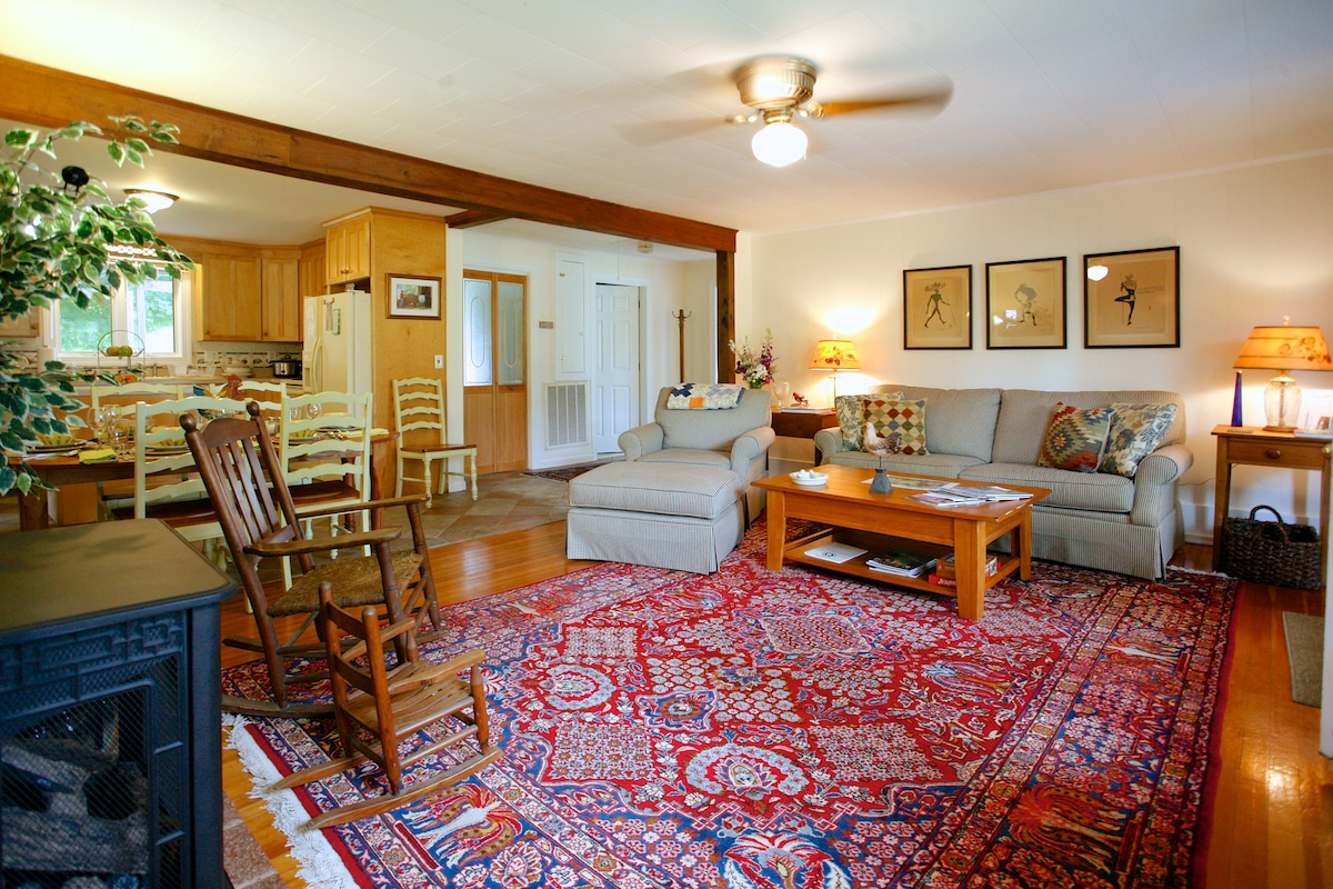 Rockfish Valley Farm guest house