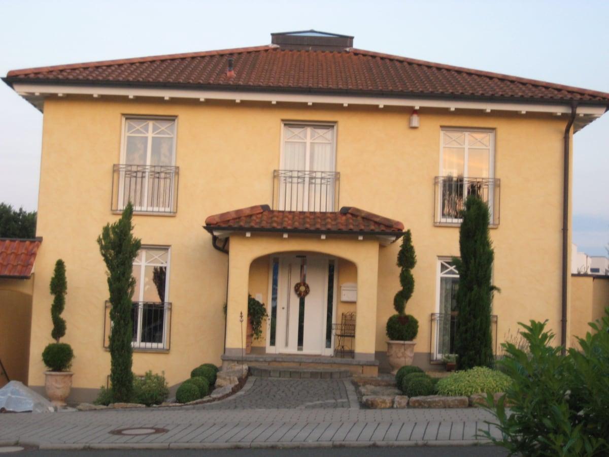 Mediterran wohnen in Fulda Galerie