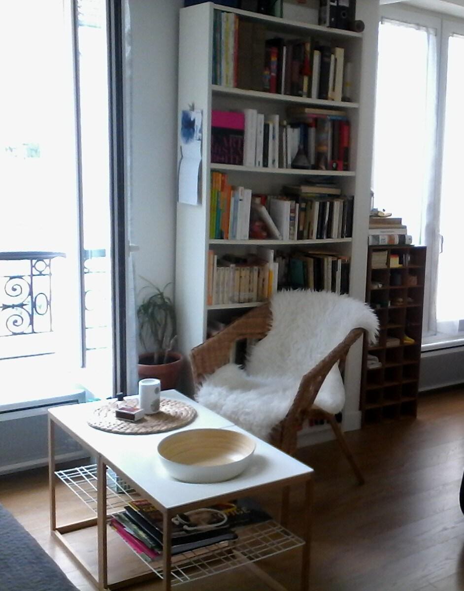 Joli studio cosy et lumineux!