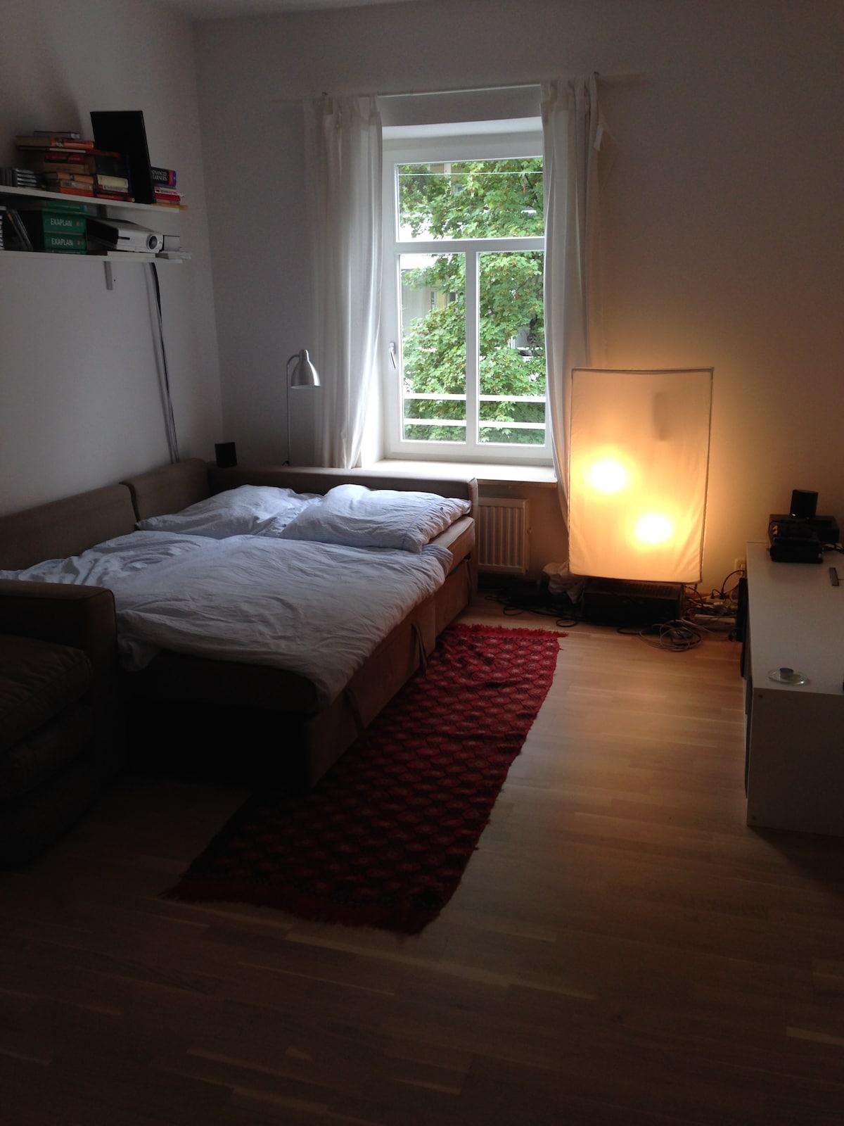 Nice Room Near the Oktoberfest