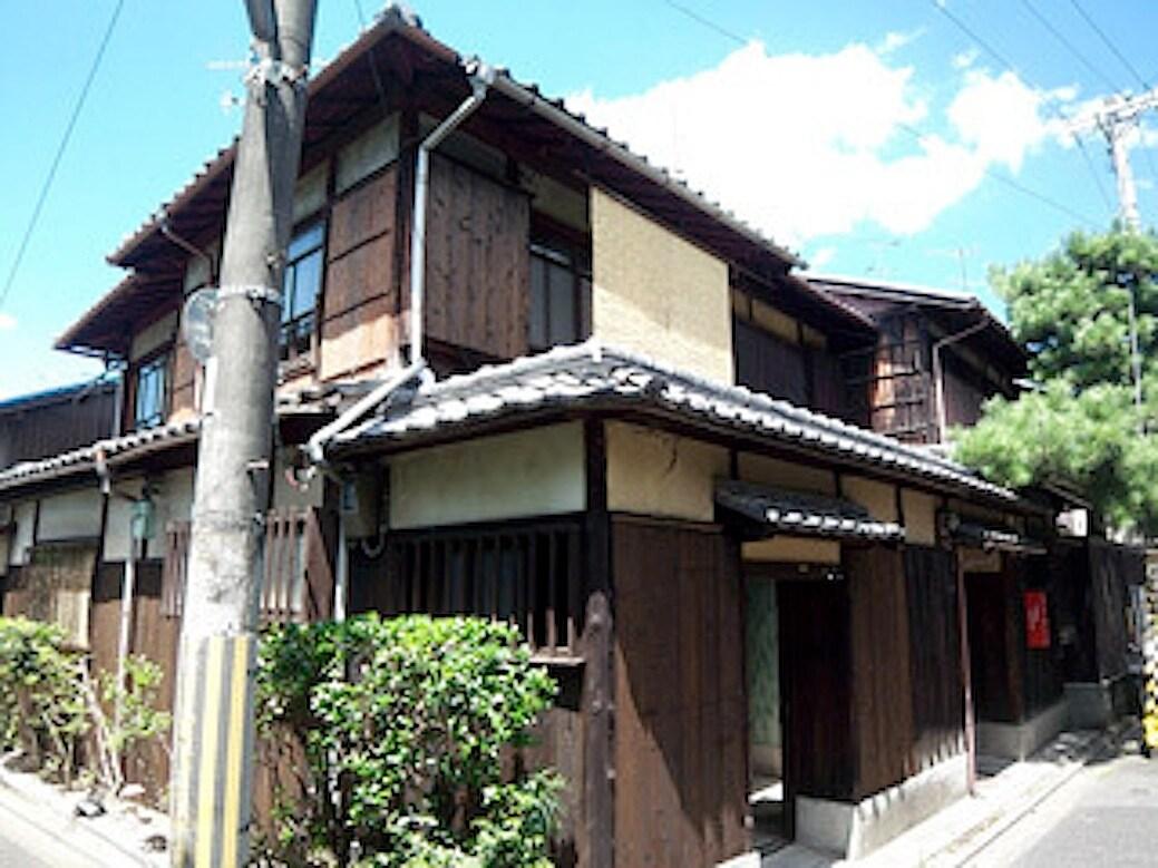 kyo-machiya, traditional house (1)