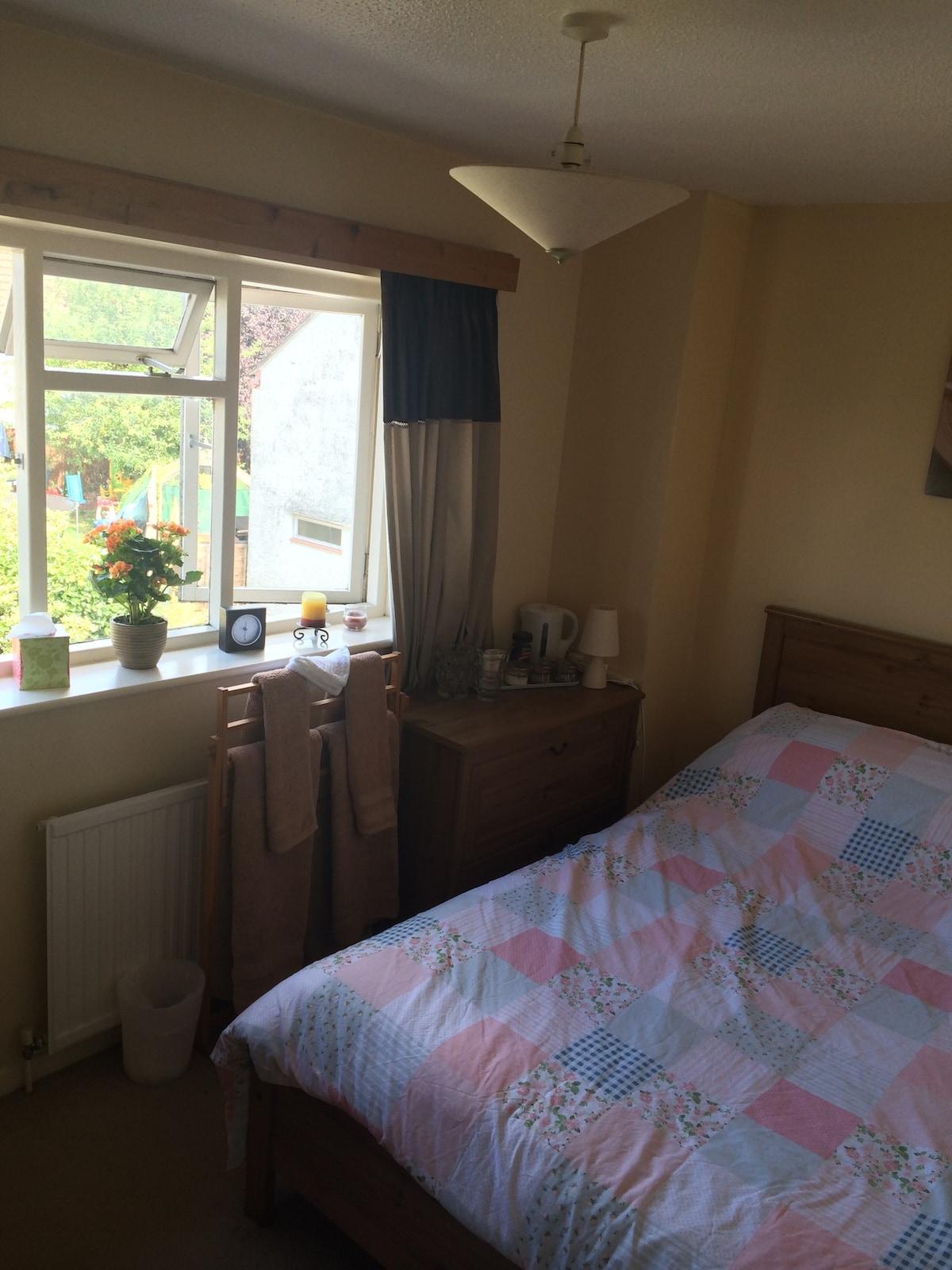 Db room in friendly home nr WSM/ BS