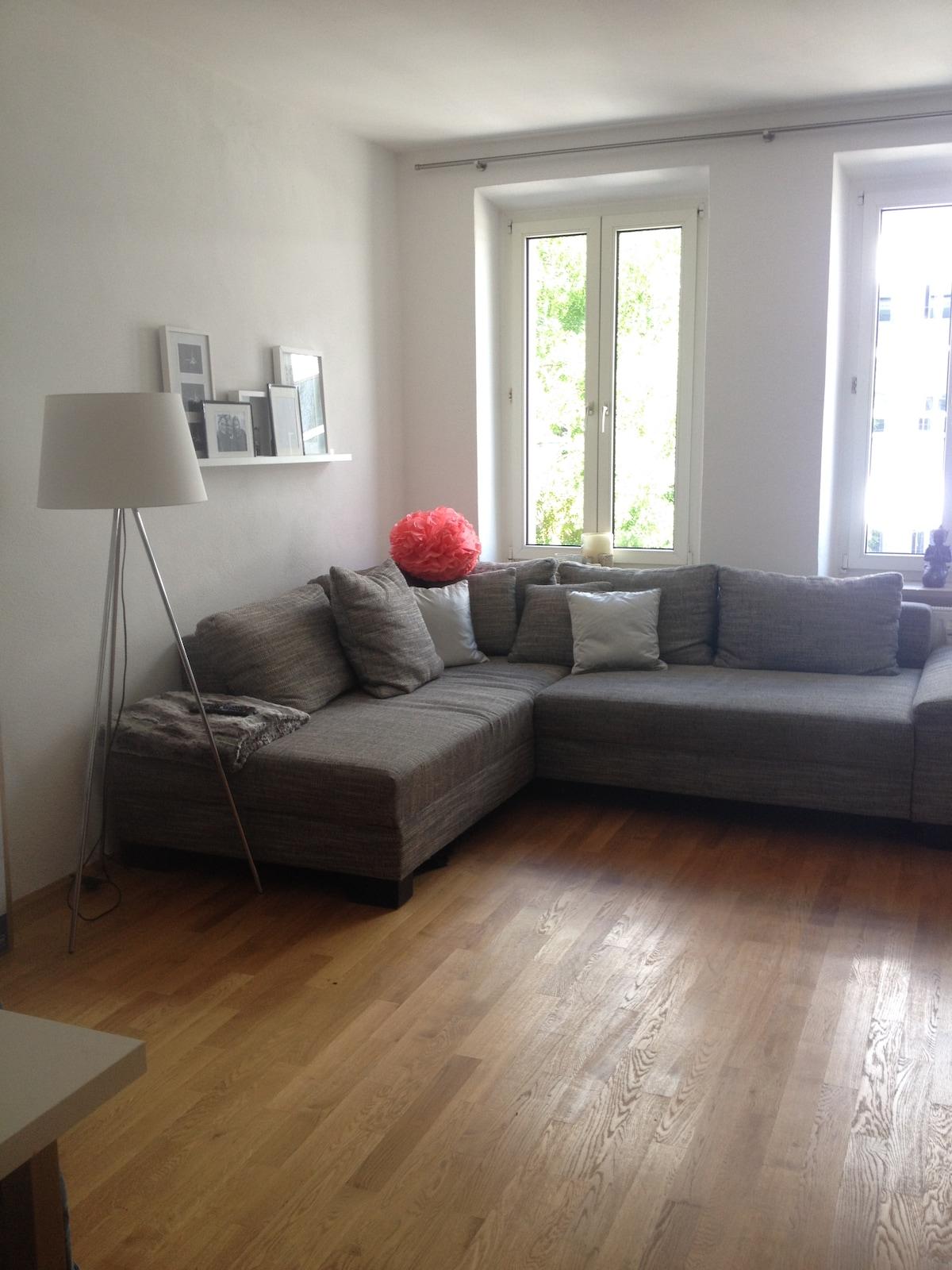 Charming 2 Bedroom flat Westend