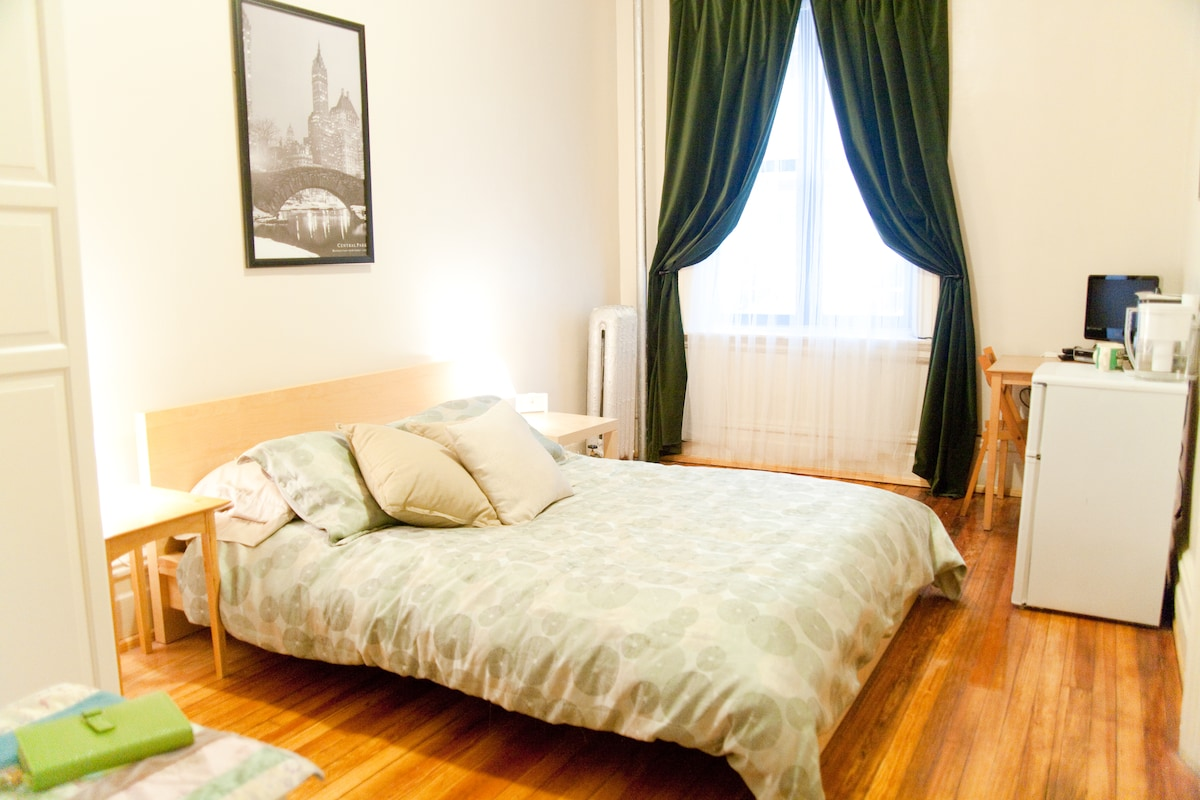 Beautiful Room in Central Harlem