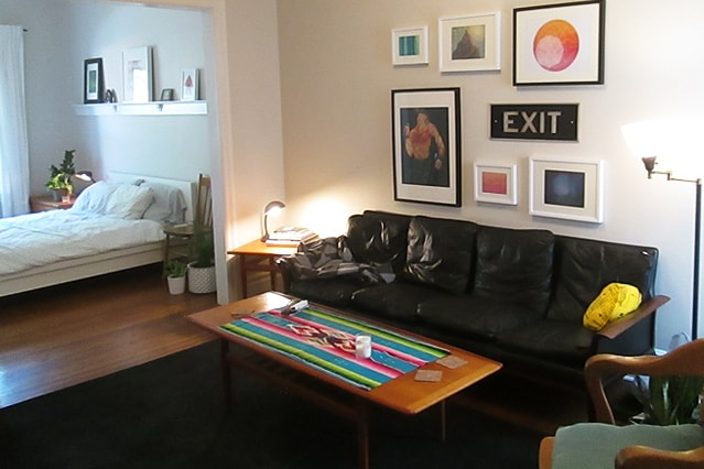 Cute studio apartment in Bloorcourt
