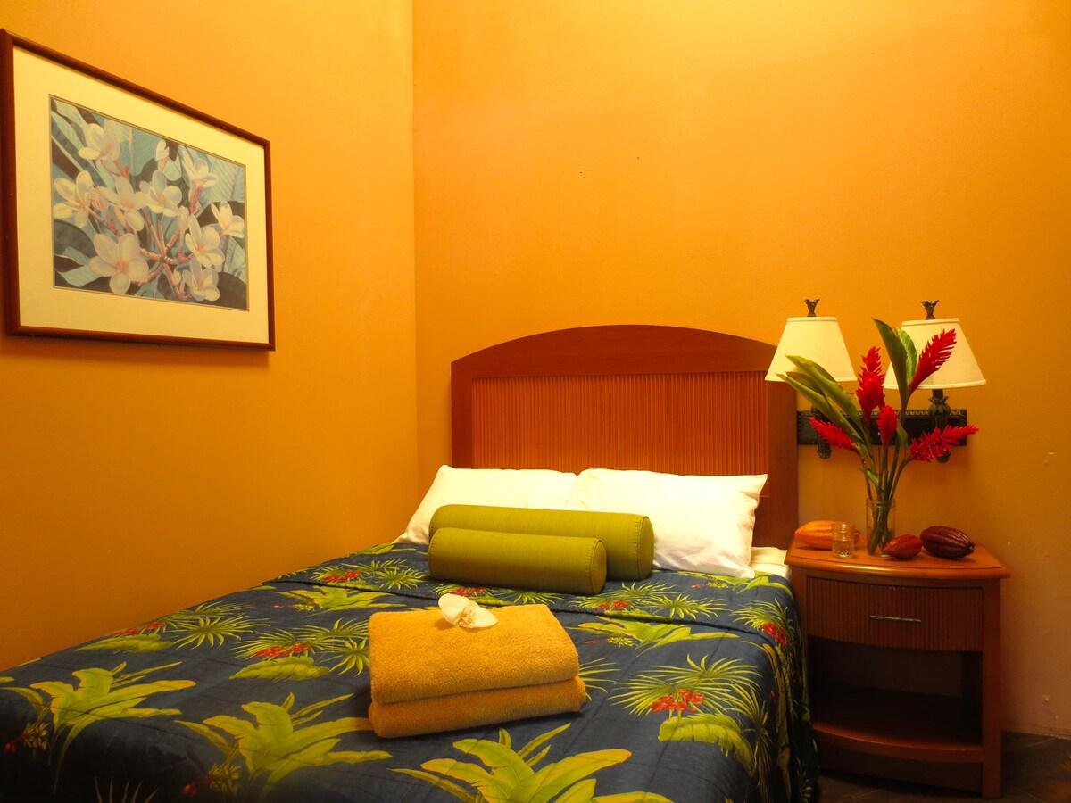 Eco-Retreat: Standard Lodge Room A