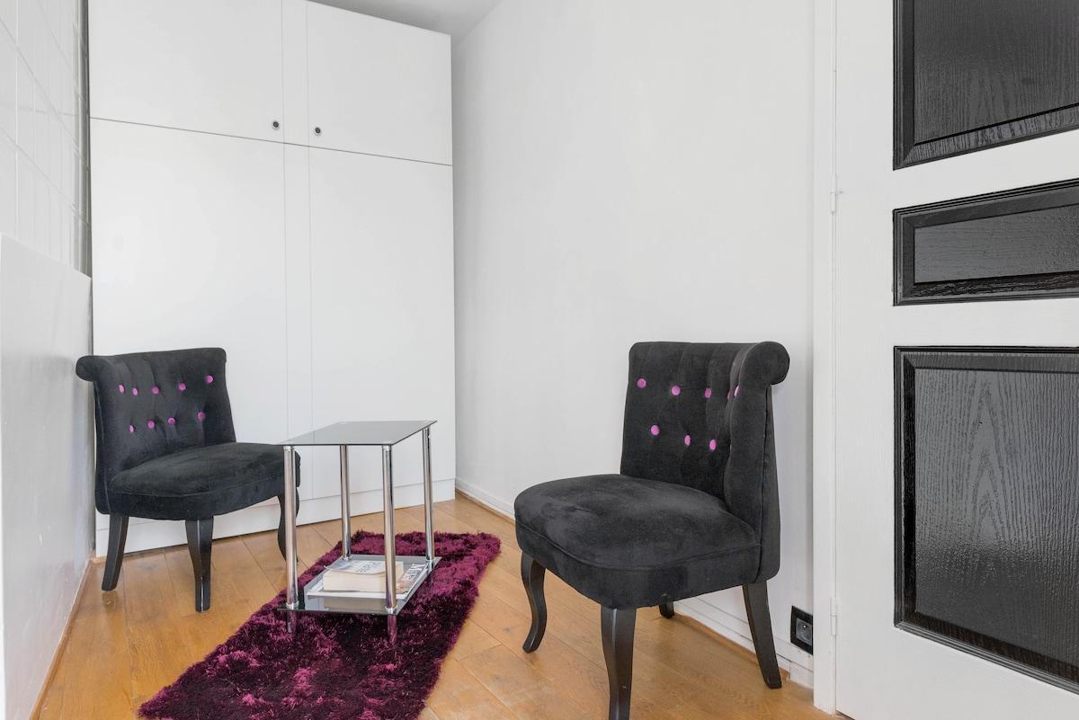 Beau studio en plein Marais/Rivoli