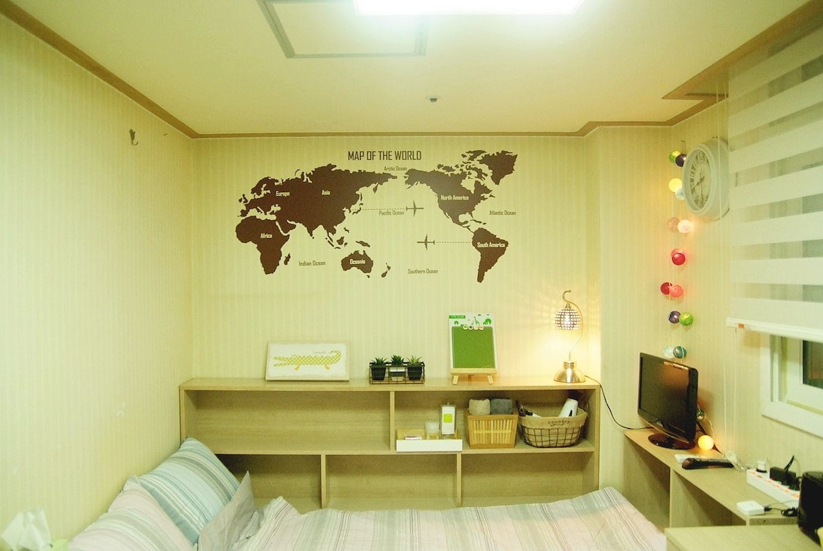 Myeong-Dong/Private bath&toilet #24
