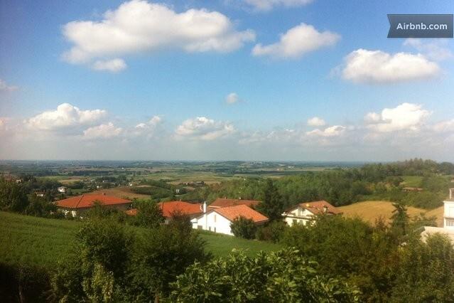 Monolocale in villa nel Monferrato