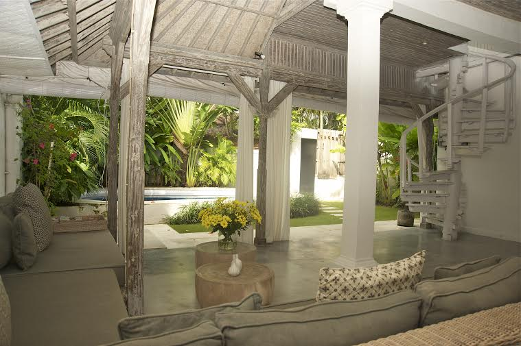 stylish 2br house seminyak + pool
