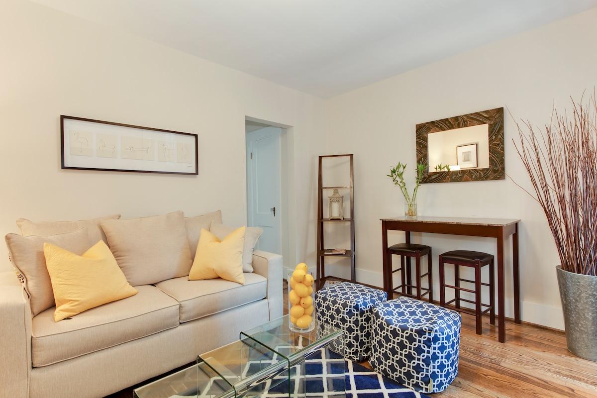 Brand new apartment Dupont Circle