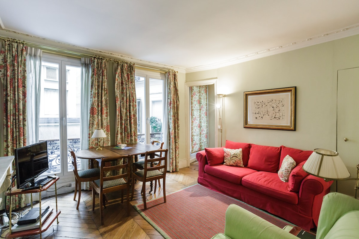 Lovely home in Saint Germain-Odeon