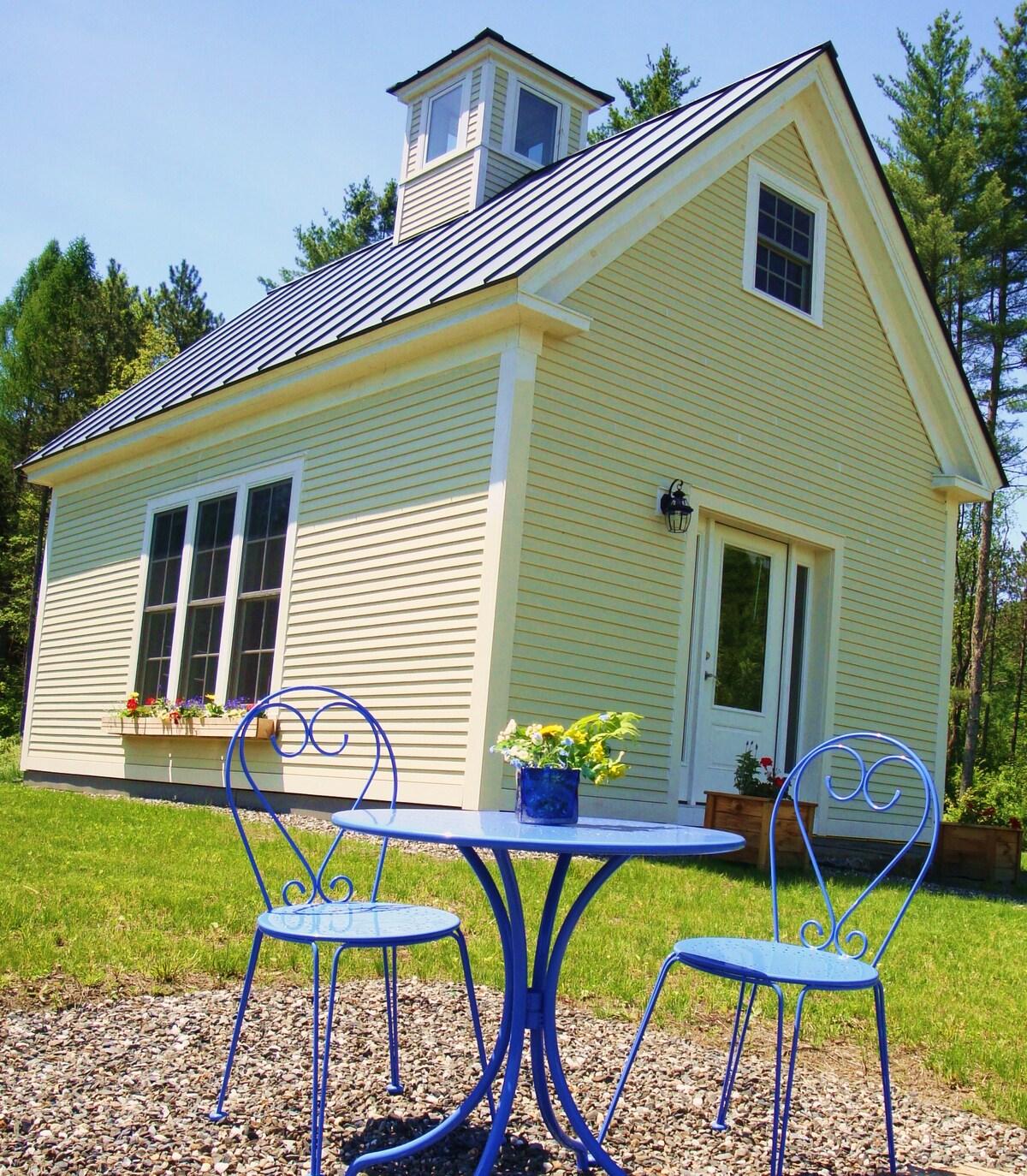 Charming Schoolhouse Retreat