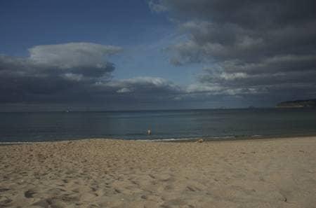 Ocean Beach, Tairua, Coromandel, NZ