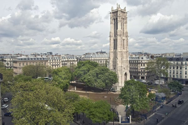 The Most Handsome View - Chatelet