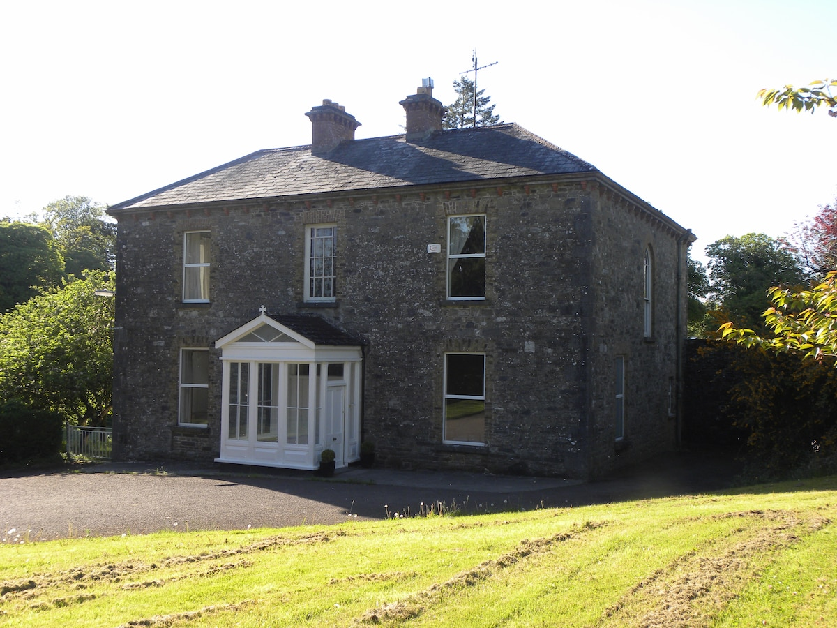 Stunning boutique period home