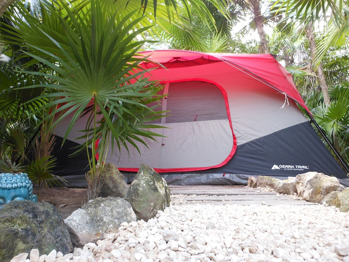 Turquesa Jungle Camping!