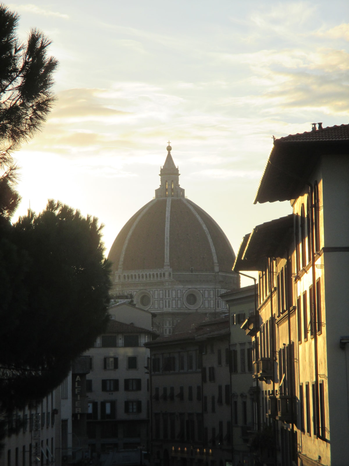 REAL FLORENCE. View of the Dome