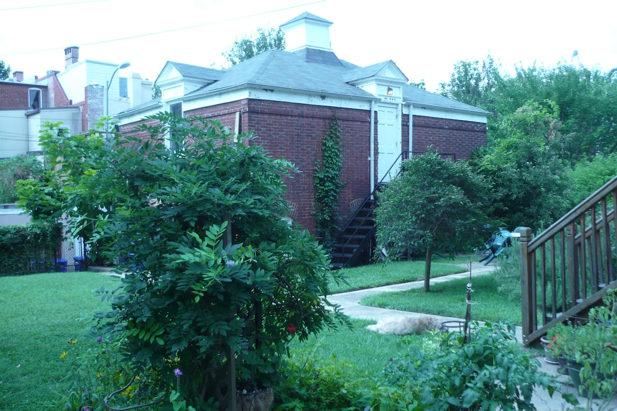 Mt. Pleasant Carriage House - NW DC