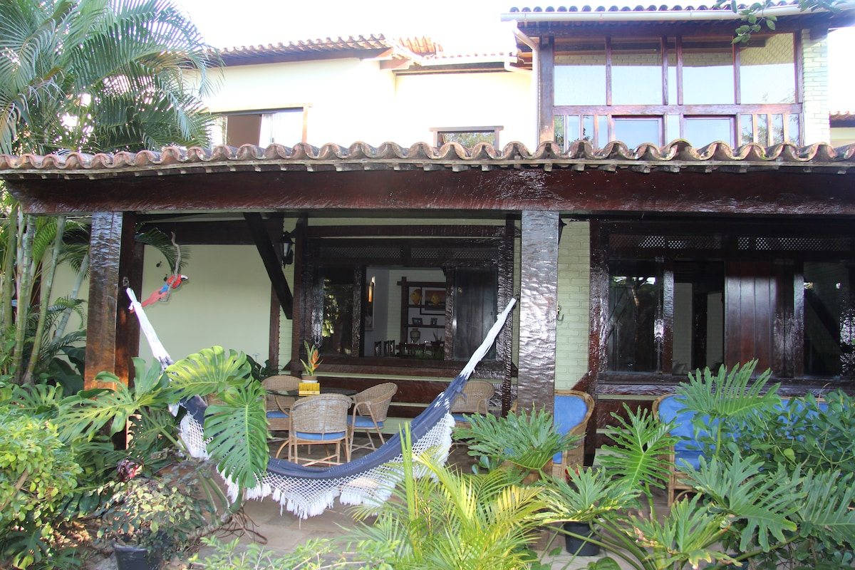 Beautiful House in Jorge Amado Town