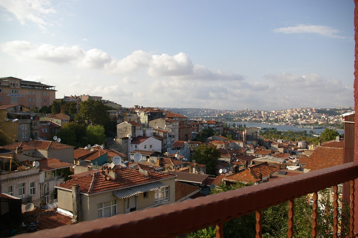 Amazing GoldenHorn Sea View Terrace