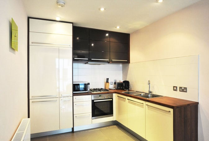 Kitchen Fully Equipped- Dishwasher, Fridge Freezer, Microwave etc