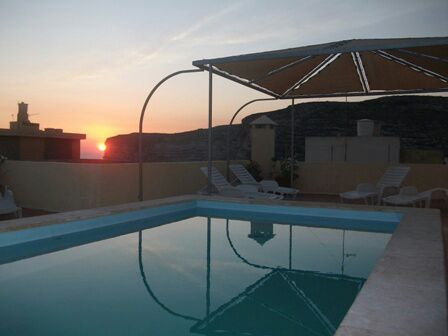 Villa apartment with  pool One