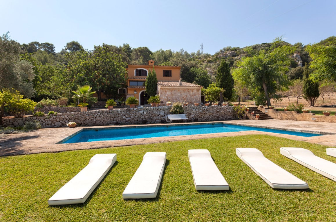 Luxury Villa in Pollensa Mallorca