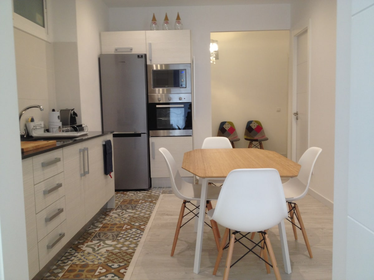 Flat in the center of Tarragona