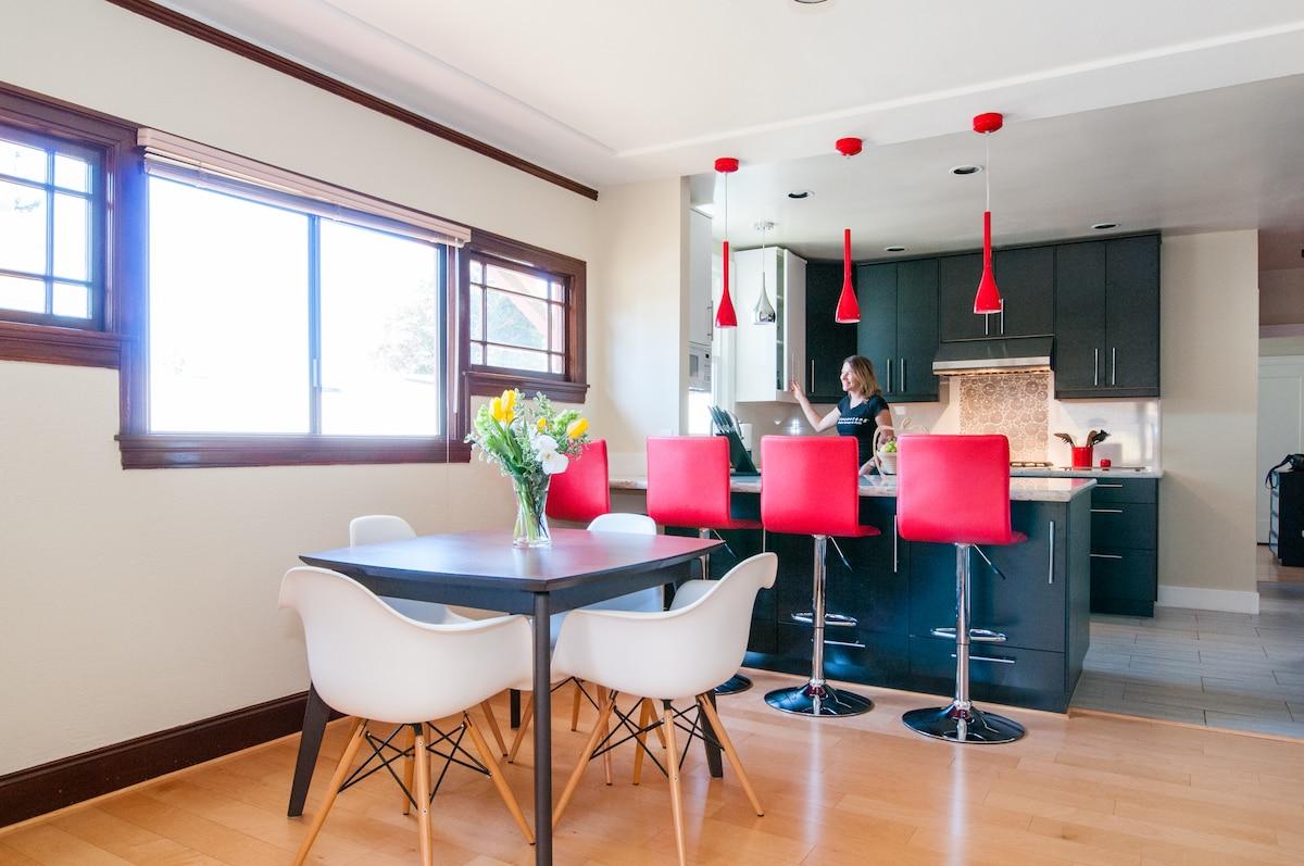 Gorgeous apartment in Rockridge
