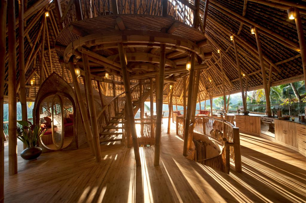 Stunning All Bamboo House near Ubud
