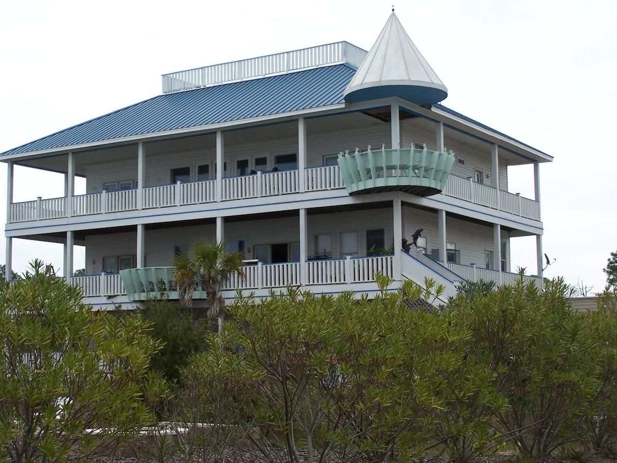 BAY VIEW ROOM #1 ST. GEORGE ISLAND