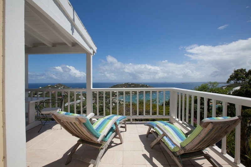 Loft Suite / Windcrest Villa- VIEW!