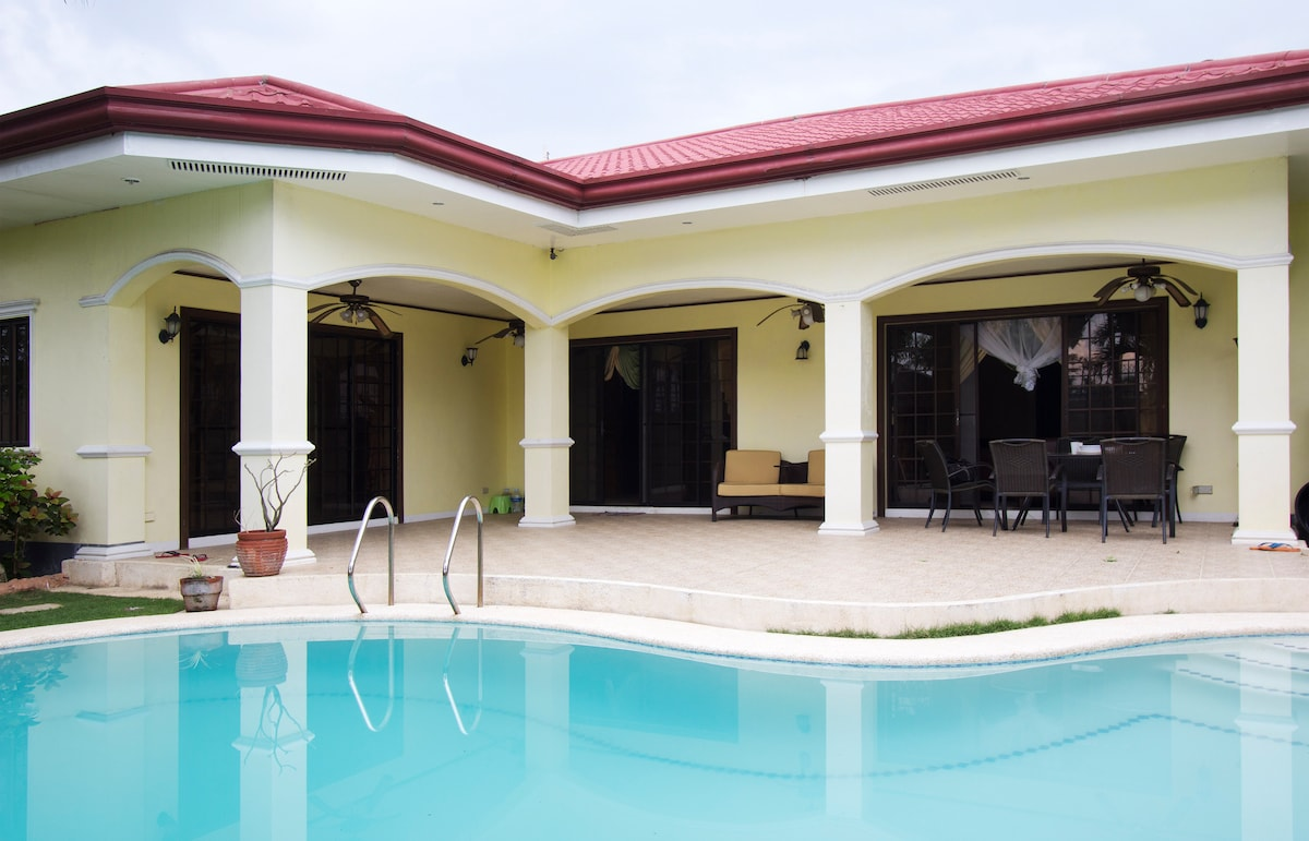 House And Lot With Pool For Rent In Lapu Lapu City