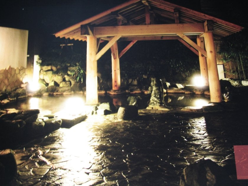 Rejuvenating Hot Springs next to my house! Feel years younger Amazing !!!