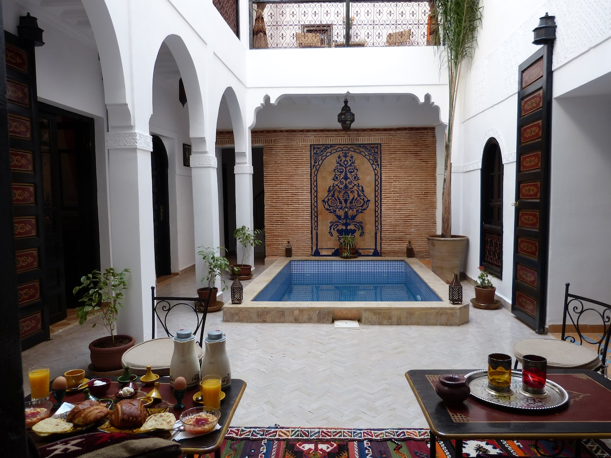 *Charming Riad in the Medina*
