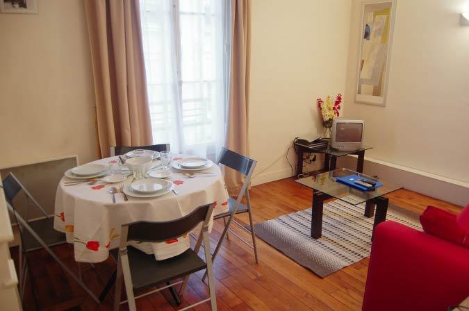 CAPR27 - Montparnasse 1 bedroom