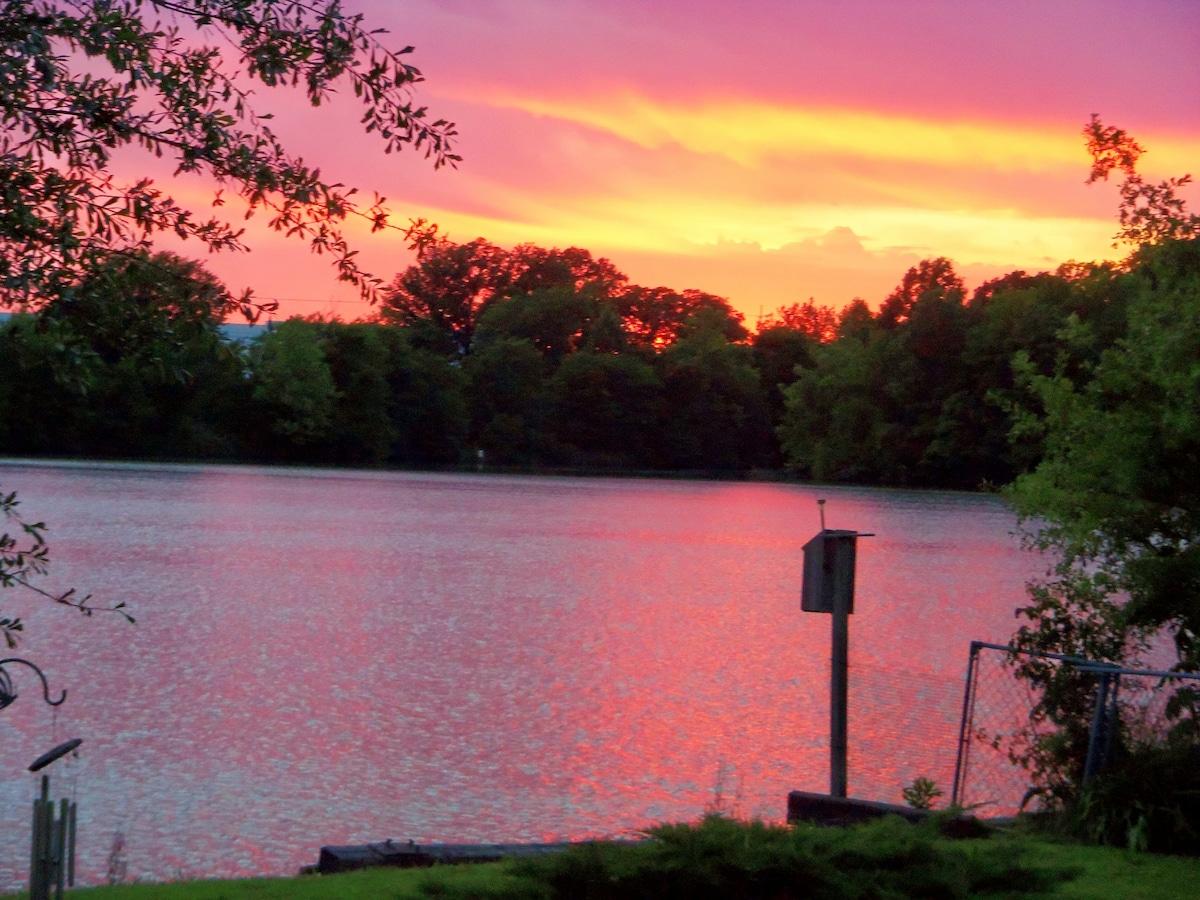 April 2012 Sunset...