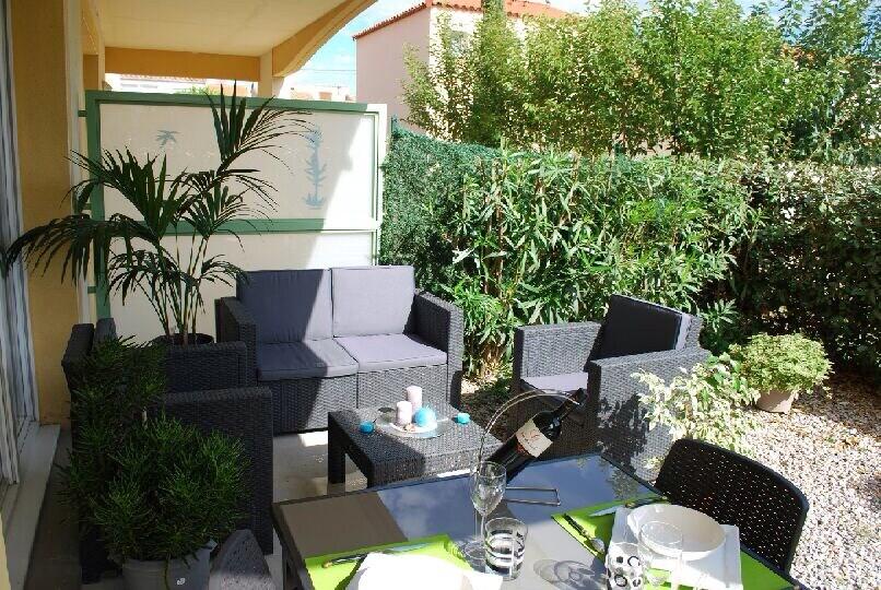 Agréable logement neuf avec jardin