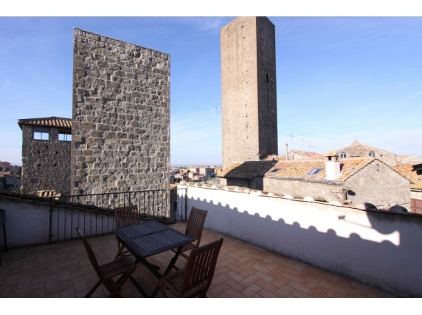 Large apartment with great terrace