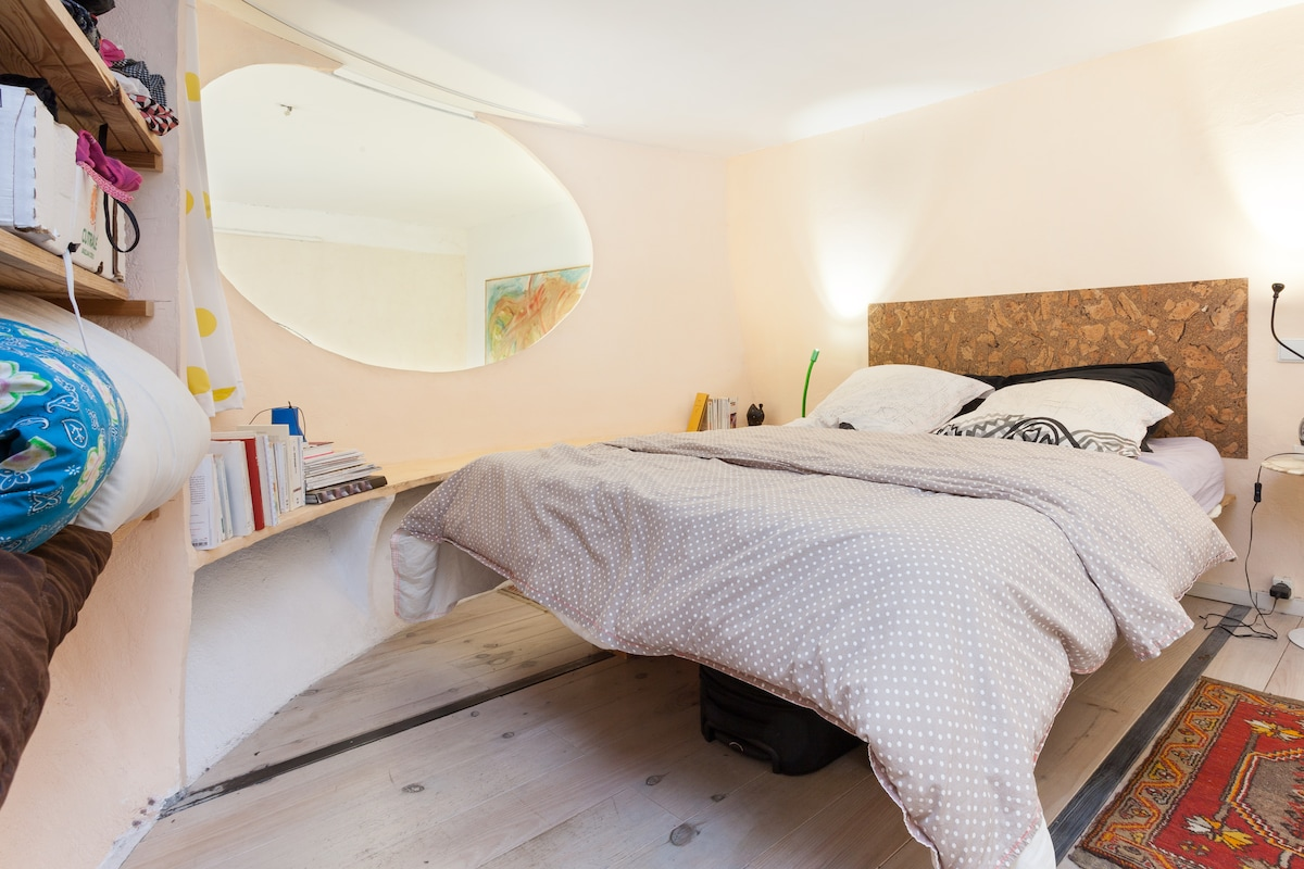 chambre bulle