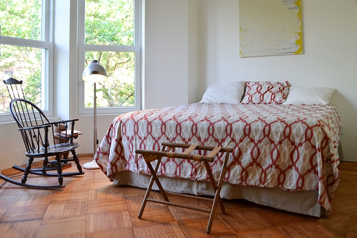 Gorgeous Brownstone Suite